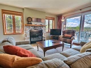 Quebec 2 Bedroom & 2 Bathroom House (Haut Bois 197-9) - Mont Tremblant vacation rentals