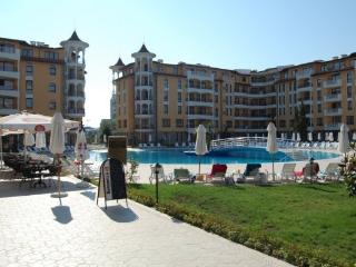 Pool-view apartment in the exclusive Royal Sun - Sunny Beach vacation rentals