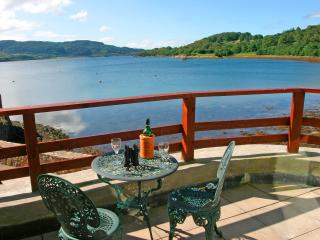 Luxery suite, with sauna, spa bath, log fire, 2 TV - Oban vacation rentals