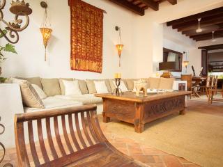 Cozy 3 Bedroom House in Old Town - Cartagena vacation rentals