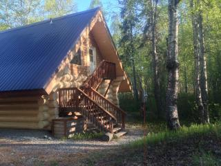 """The Loft"" Cabin w/  Tree-top View, Downtown Area - Talkeetna vacation rentals"