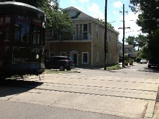 Large residence right on the streetcar line - New Orleans vacation rentals
