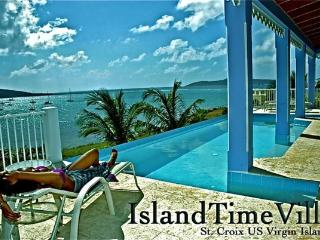 Island Time Villa - Waterfront Villa St. Croix - Christiansted vacation rentals