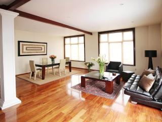 Gorgeous elegant apartment, views, in Historic Center - Mexico City vacation rentals