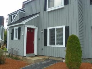 Enjoy this nicely decorated vacation condo in the middle of the White Mountains of NH - North Woodstock vacation rentals