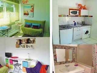 Studio*POP* près plages, pkg privé, WI FI - Biarritz vacation rentals