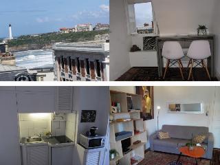 *Bijou*bel écrin,coeur ville,pkg.possible.Internet - Biarritz vacation rentals