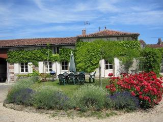 Gîte Les Lavandes, au Logis de Bourseguin - Fontenay-le-Comte vacation rentals