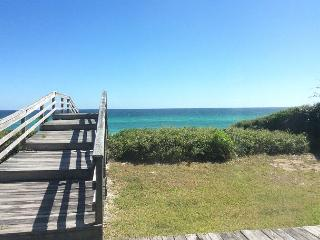 Amazing Beachfront Condo!  Ramsgate #2 is the perfect beach getaway spot! - Alys Beach vacation rentals