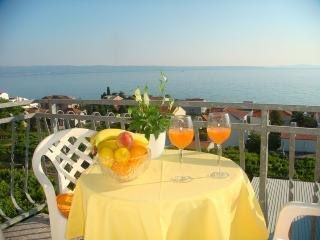 Romantic Condo with Internet Access and A/C - Podstrana vacation rentals