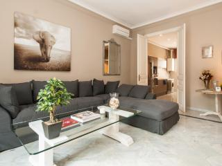 LUXURY THREE-BEDROOMS APARTMENT - Barcelona vacation rentals