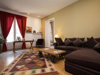 DELUXE THREE-BEDROOMS APARTMENT - Barcelona vacation rentals