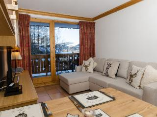 14A Ski in/out 2 Bedroom Apt - Montalbert vacation rentals
