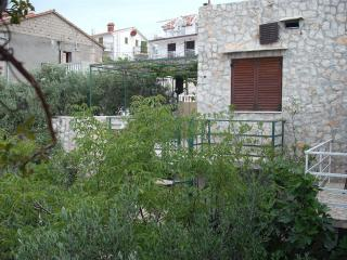 Apartment for 2+1 quiet near beach to the South - Okrug Gornji vacation rentals