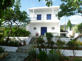 Charming 3 bedroom Kalamos Villa with Internet Access - Kalamos vacation rentals
