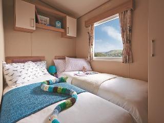 Newquay View Resort - Elite Plus Sea Breeze 2 Bedroom Holiday Home SB161 - Newquay vacation rentals