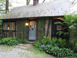 Romantic Cottage with Internet Access and Grill - New Hope vacation rentals