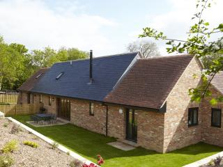 West Barns, Fernhill Farm located in Ryde, Isle Of Wight - Wootton vacation rentals