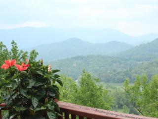 5-Stars Vacation Home! Romantic Luxury Cabin w/ Beautiful Views! - Hayesville vacation rentals
