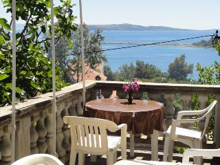 Long Island 2 bedroom sea view apartment with air - Dugi Otok vacation rentals