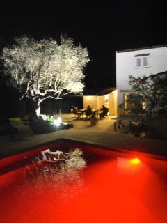 Charming Stone Villa with Pool & Billiard - Le Plan-de-la-Tour vacation rentals