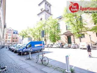 1 bedroom Apartment with Central Heating in Copenhagen - Copenhagen vacation rentals