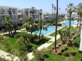 Bright 3 bedroom Dar Bouazza Apartment with Dishwasher - Dar Bouazza vacation rentals