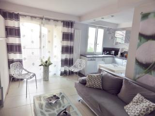 Fréjus : studio + internet, garage, piscine,tennis - frejus vacation rentals