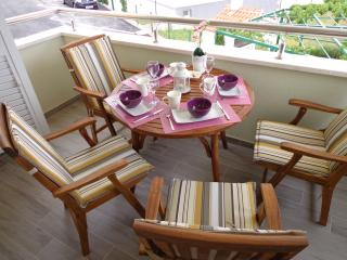 Luxury 2 BD apt in center Rogoznica - Rogoznica vacation rentals