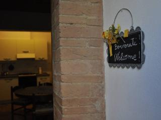 Central apartment in S.Gimignano with parking - San Gimignano vacation rentals