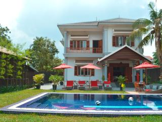 "Private ""Villa b."" with pool at Angkor Siem Reap - Siem Reap vacation rentals"