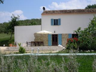 Renovated farmhouse with private swimmingpool - Vicoli vacation rentals
