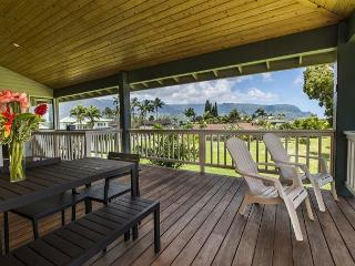 Walking distance to St. Regis Resort Beach and Happy Talk Bar and Lounge! - Princeville vacation rentals