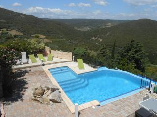 Beauregard D'AvalonPOOL  SECLUDED Private pool - Tuchan vacation rentals