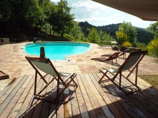 Timignano  - farmhouse with pool in Tuscany - Casole d Elsa vacation rentals