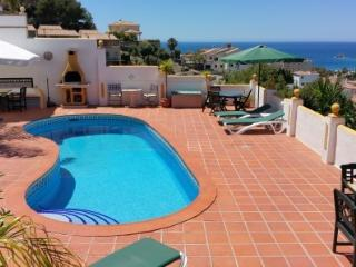 "Luxery ""El Olivo"" fantastic sea views, pool, WiFi - Almunecar vacation rentals"