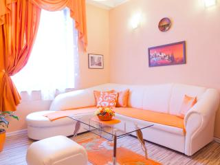 Orange flower 2 - top center of Sofia - Sofia vacation rentals