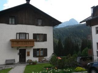 Casa Pozzar vacanze a Sappada Dolomiti - Sappada vacation rentals