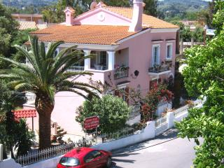 VILLA  CATERINA  - Furnished apartments hotel. - Pyrgi vacation rentals