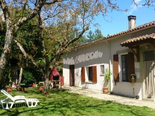 Gîte des Calèches avec pool chauffé,  jardin privé - Miramont-de-Guyenne vacation rentals