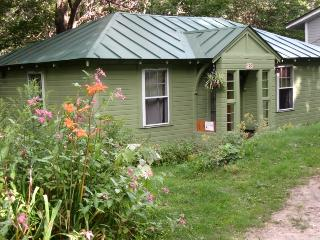 Adorable 1 bedroom Cottage in Northfield with Deck - Northfield vacation rentals