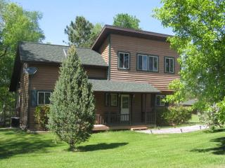 The Lakeside Pardise Home - Tomah vacation rentals