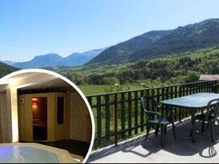 "Gites du Finet ""Châtel"" Spa-Sauna - Lalley vacation rentals"