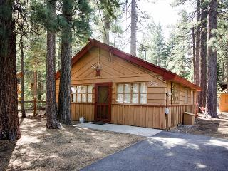 Warm, family-friendly mountain cabin with large yard, near trails & skiing! - South Lake Tahoe vacation rentals