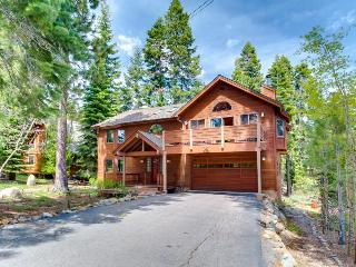 Roomy home w/ hot tub & access to private beach - perfect for families! - Tahoe City vacation rentals