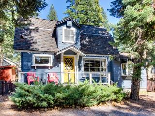 Dog-friendly; steps from golf, Kings Beach, & restaurants - Tahoe Vista vacation rentals