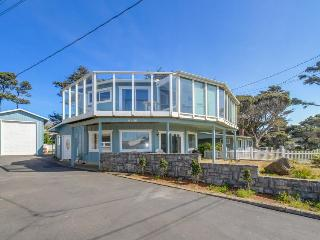 Unique, spacious home with gaming room and great ocean views - Gleneden Beach vacation rentals