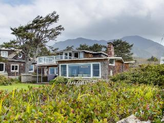 Dog-friendly, oceanfront home in Arch Cape w/ views, room for 8! - Arch Cape vacation rentals