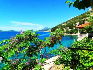 Studio directly on the beach with amazing views - Dubrovnik vacation rentals