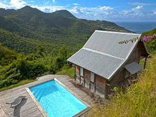 Bungalow stunning sea and hills to Anses d'Arlet - Les Anses d'Arlet vacation rentals